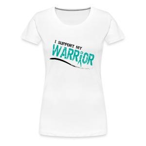iSupport Womens Tee - Women's Premium T-Shirt