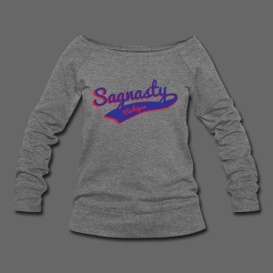 Sagnasty - Women's Wideneck Sweatshirt