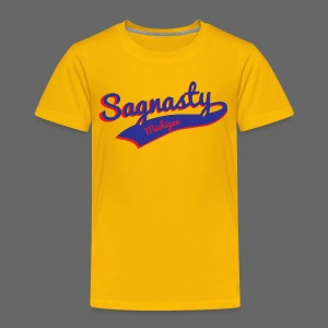 Sagnasty - Toddler Premium T-Shirt
