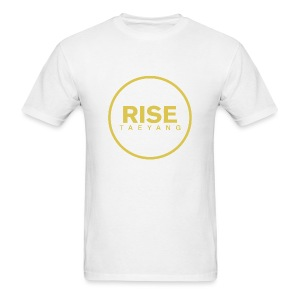 Rise - Bigbang Taeyang - Yellow - Men's T-Shirt