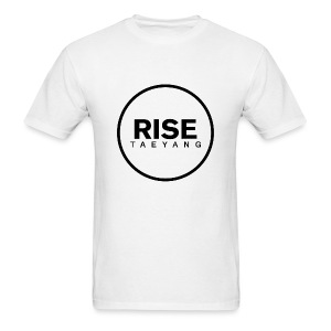 Rise - Bigbang Taeyang - Black - Men's T-Shirt