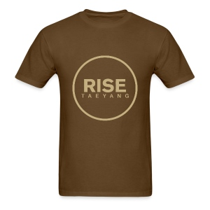 Rise - Bigbang Taeyang - Gold - Men's T-Shirt