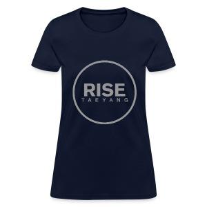 Rise - Bigbang Taeyang - Grey - Women's T-Shirt