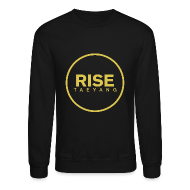 Long Sleeve Shirts ~ Crewneck Sweatshirt ~ Rise - Bigbang Taeyang - Yellow