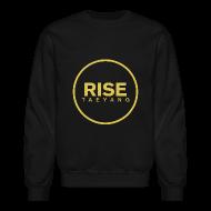 Long Sleeve Shirts ~ Crewneck Sweatshirt ~ Rise - Bigbang Taeyang - Yellow