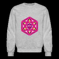 Long Sleeve Shirts ~ Crewneck Sweatshirt ~ 2NE1 Seoul All or Nothing Logo