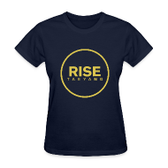 Women's T-Shirts ~ Women's T-Shirt ~ Rise - Bigbang Taeyang - Yellow