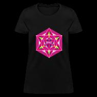Women's T-Shirts ~ Women's T-Shirt ~ 2NE1 Seoul All or Nothing Logo