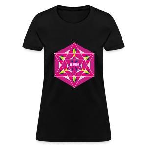 2NE1 Seoul All or Nothing Logo - Women's T-Shirt