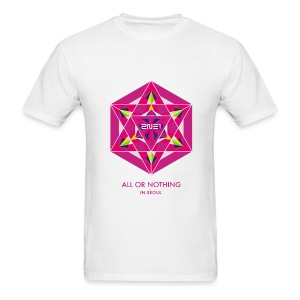 2NE1 Seoul All or Nothing  - Men's T-Shirt