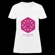 Women's T-Shirts ~ Women's T-Shirt ~ 2NE1 Seoul All or Nothing