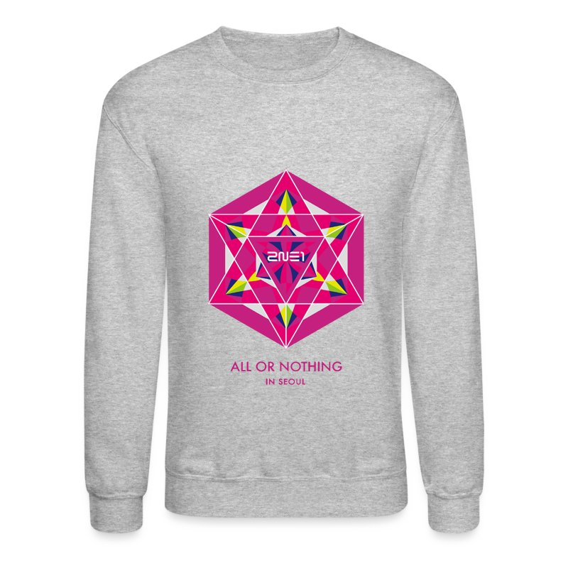 2NE1 Seoul All or Nothing  - Crewneck Sweatshirt