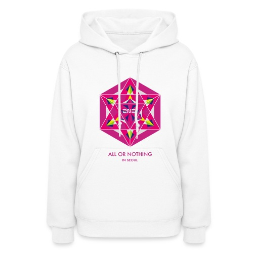 2NE1 Seoul All or Nothing  - Women's Hoodie