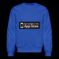 Long Sleeve Shirts ~ Crewneck Sweatshirt ~ Not available on the App Store - Black