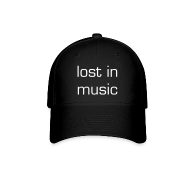 Caps ~ Baseball Cap ~ lost in music hat