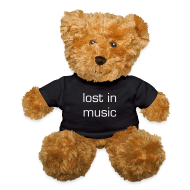 Other ~ Teddy Bear ~ lost in music bear