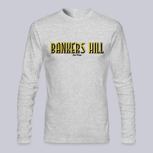 Bankers Hill  - Men's Long Sleeve T-Shirt by Next Level