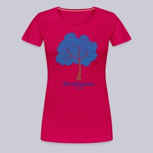Burlingame - Women's Premium T-Shirt