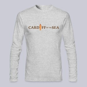 cardiff - Men's Long Sleeve T-Shirt by Next Level