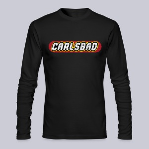 Carlsbad - Men's Long Sleeve T-Shirt by Next Level