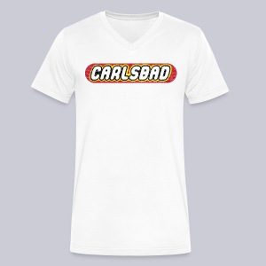 Carlsbad - Men's V-Neck T-Shirt by Canvas