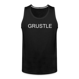 GRUSTLE  MENS TANK - Men's Premium Tank