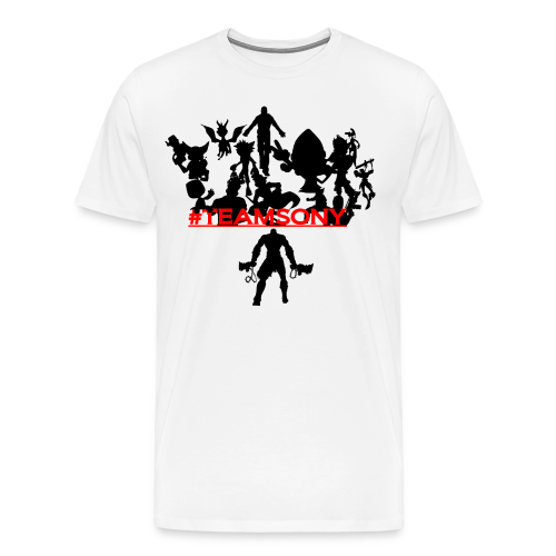 Men's Premium T-Shirt - Represent The Team.