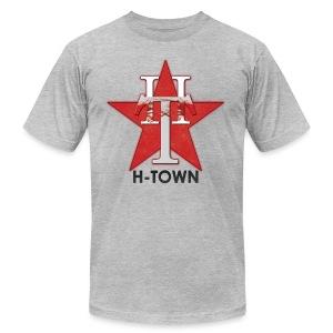 Men's H-Town  - Men's Fine Jersey T-Shirt