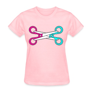 Scissors Are Doing It For Themselves - Women's T-Shirt