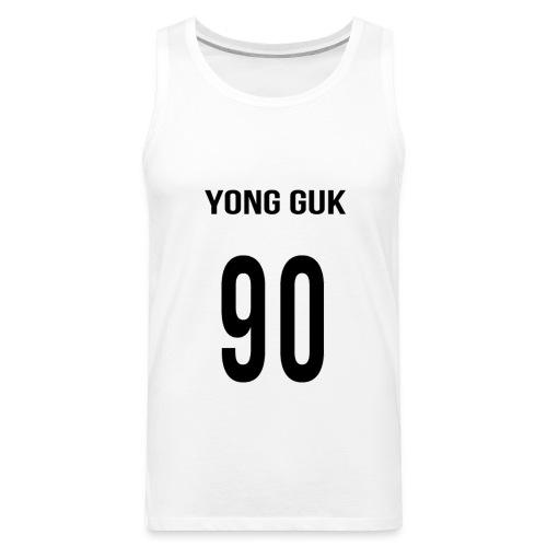 Yongguk Male Tank - Men's Premium Tank