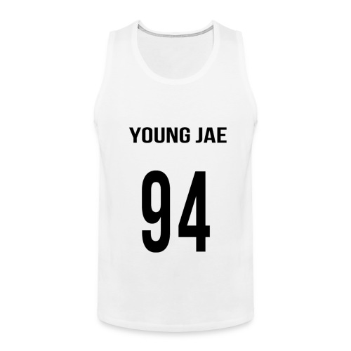 Youngjae Male Tank - Men's Premium Tank