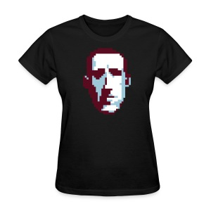 Pixel Lovecraft - Black - Women - Women's T-Shirt