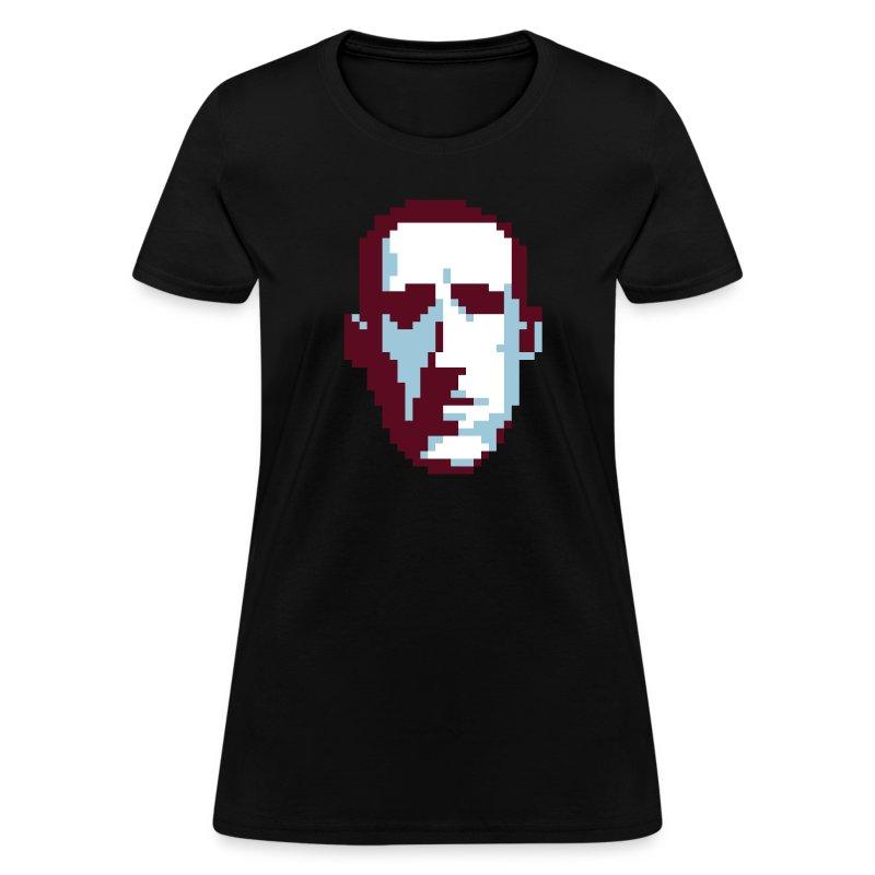 Pixel Lovecraft - Black - Women - Women's T-Shirt