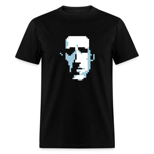Pixel Lovecraft - Black - Men - Men's T-Shirt
