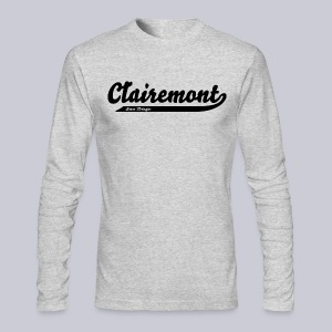 Clairemont San Diego  - Men's Long Sleeve T-Shirt by Next Level