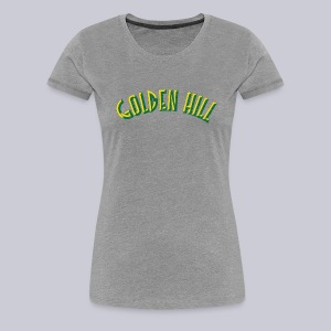 Golden Hill San Diego  - Women's Premium T-Shirt