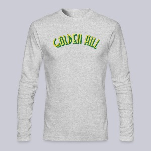Golden Hill San Diego  - Men's Long Sleeve T-Shirt by Next Level