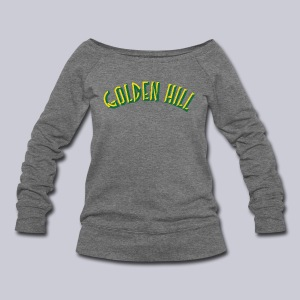 Golden Hill San Diego  - Women's Wideneck Sweatshirt