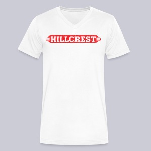 Hillcrest San Diego  - Men's V-Neck T-Shirt by Canvas