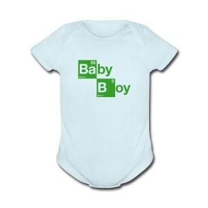 Element Baby Boy - Short Sleeve Baby Bodysuit