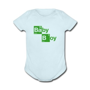 Element Baby Boy - Short Sleeve Baby Bodysuit