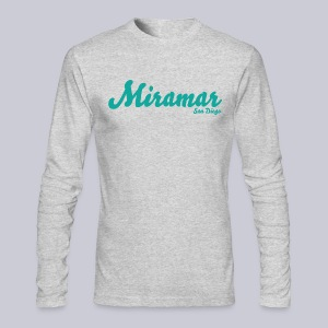 Miramar San Diego  - Men's Long Sleeve T-Shirt by Next Level