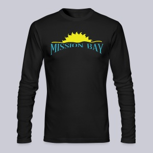 Mission Bay San Diego  - Men's Long Sleeve T-Shirt by Next Level