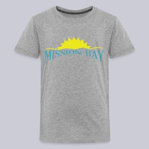 Misson Bay San Diego  - Kids' Premium T-Shirt