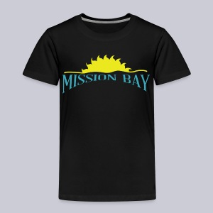 Mission Bay San Diego  - Toddler Premium T-Shirt