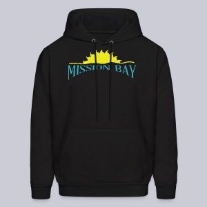 Mission Bay San Diego  - Men's Hoodie
