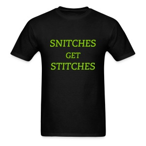 Snitches  - Men's T-Shirt