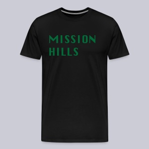 Mission Hills San Diego  - Men's Premium T-Shirt