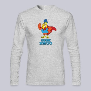 San Diego Chickens  - Men's Long Sleeve T-Shirt by Next Level