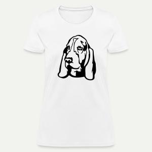 Basset Hound - Women's T-Shirt